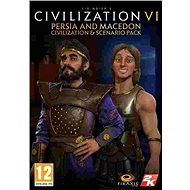 Sid Meier's Civilization VI - Persia and Macedon Civilization & Scenario Pack (PC) DIGITAL