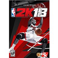 NBA 2K18 Legend Edition (PC) DIGITAL - Hra pro PC