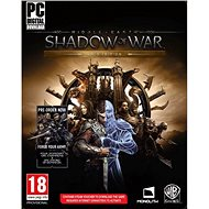 Middle-earth: Shadow of War - Gold Edition (PC) DIGITAL + BONUS!