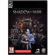 Middle-earth: Shadow of War (PC) DIGITAL