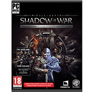 Middle-earth: Shadow of War - Silver Edition (PC) DIGITAL + BONUS!