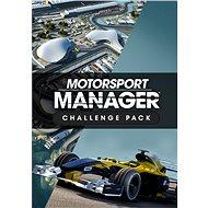 Motorsport Manager - Challenge Pack (PC/MAC/LX) DIGITAL
