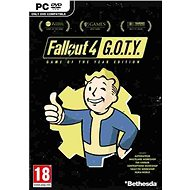 Fallout 4: Game of the Year Edition (PC) DIGITAL