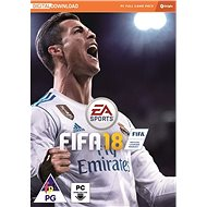 FIFA 18 (PC) CZ DIGITAL