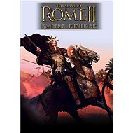 Total War: Rome II – Empire Divided DLC (PC) DIGITAL