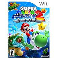 Nintendo Wii - Super Mario Galaxy 2 - Hra pro konzoli