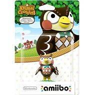 Amiibo Animal Crossing Blathers - Spielfiguren