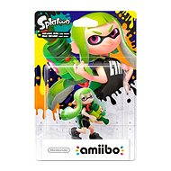 Amiibo Splatoon Green Girl