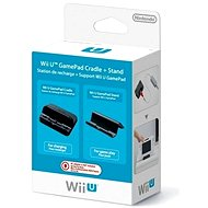 Nintendo Wii U GamePad Cradle + Stand - Set