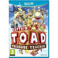 Nintendo Wii U - WiiU Captain Toad: Treasure Tracker