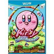 Nintendo Wii U - Kirby und Regenbogen Pinsel