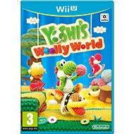 Nintendo Wii U - Yoshi's Woolly World - Hra pro konzoli