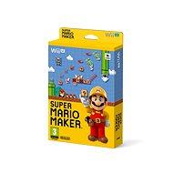 Nintendo Wii U - Super Mario Maker + Artbook - Hra pro konzoli