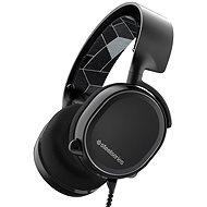 SteelSeries Arctis 3 černá