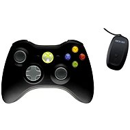 Microsoft XBOX 360 Wireless Common Controller Schwarz - Gamepad