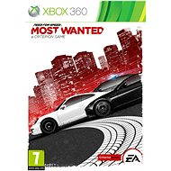 Xbox 360 - Need for Speed Most Wanted (2012)