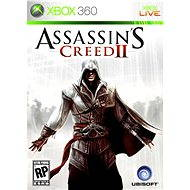 Assassin's Creed II (Game of the Year) - Xbox 360 - Console Game