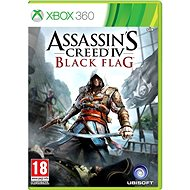 Xbox 360 - Assassins Creed IV: Black Flag CZ
