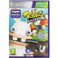 Xbox 360 - Raving Rabbids Alive & Kicking (Kinect Ready) - Spiel für die Konsole