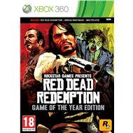 Red Dead Redemption - Game of the Year - Xbox 360 - Console Game