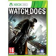 Xbox 360 - Watch Dogs CZ