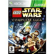 Xbox 360 - Lego Star Wars: The Complete Saga - Classics