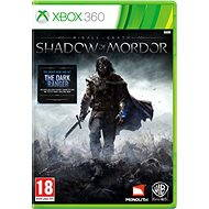Xbox 360- Middle Earth: Shadow Of Mordor - Hra pre konzolu