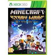 Xbox 360 - Minecraft: Story-Modus