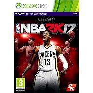 Xbox 360 - NBA 2K17