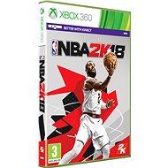 NBA 2K18 - Xbox 360 - Console Game