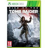 Rise of the Tomb Raider - Xbox 360 DIGITAL - Hra pro konzoli
