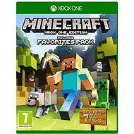 Minecraft: Edition Favorites Pack - C2C- Xbox One - Hra pro konzoli