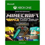 Minecraft: Edition: Battle Map Pack Season Pass - C2C- Xbox One