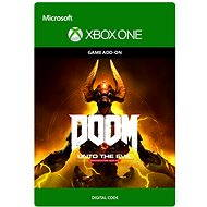 Doom 4: Unto the Evil DIGITAL - Herní doplněk