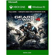 Gears of War 4: Standard Edition - (Play Anywhere) - Hra pro PC i konzoli