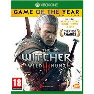 The Witcher 3: Wild Hunt - Game of The Year - Hra pro konzoli