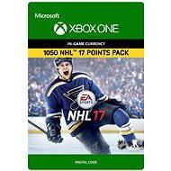 NHL 17: Ultimate Team NHL Points 1050