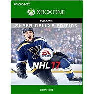 NHL 17: Super Deluxe Edition