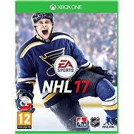 NHL 17 - Hra pro konzoli
