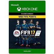 FIFA 17 Ultimate Team FIFA Points 1050 DIGITAL - Hra pro konzoli