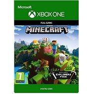 Minecraft: Explorer's Pack - Xbox One DIGITAL