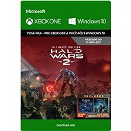 Halo Wars 2: Ultimate Edition Pre-Order & Launch Day - (Play Anywhere) DIGITAL - Hra pro PC i konzoli