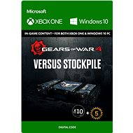 Gears of War 4: Versus Booster Stockpile - (Play Anywhere) DIGITAL - Hra pro PC i konzoli