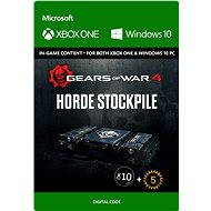 Gears of War 4: Horde Booster Stockpile - (Play Anywhere) - Hra pro PC i konzoli