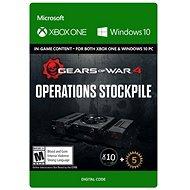 Gears of War 4: Operations Stockpile - (Play Anywhere) DIGITAL - Hra pro PC i konzoli