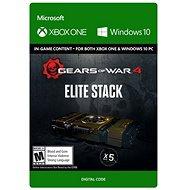 Gears of War 4: Elite Stack - (Play Anywhere) DIGITAL - Hra pro PC i konzoli