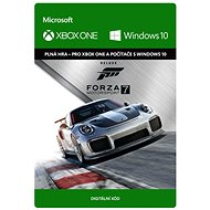 Forza Motorsport 7: Deluxe Edition - (Play Anywhere) DIGITAL
