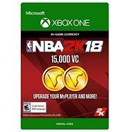 NBA 2K18: 15,000 VC - Xbox One Digital