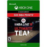 NBA LIVE 18: NBA UT 500 Points Pack - Xbox One Digital