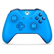 Xbox One Wireless Controller Blau Vortex - Gamepad